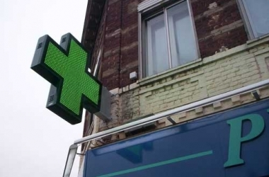 Croix de pharmacie fabricant fournisseur France