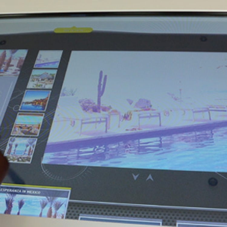 Table tactile écran fournisseur fabricant